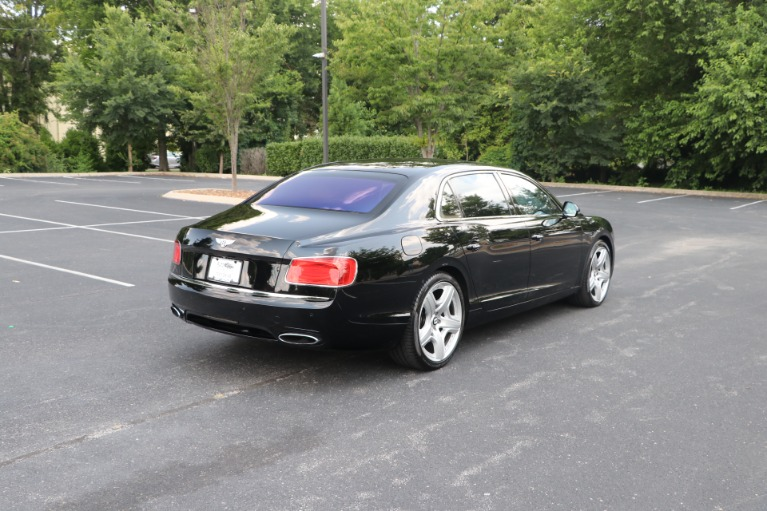 Used 2014 Bentley Flying Spur LAUNCH LVL 2 W12 W/NAV for sale $90,950 at Auto Collection in Murfreesboro TN 37130 3