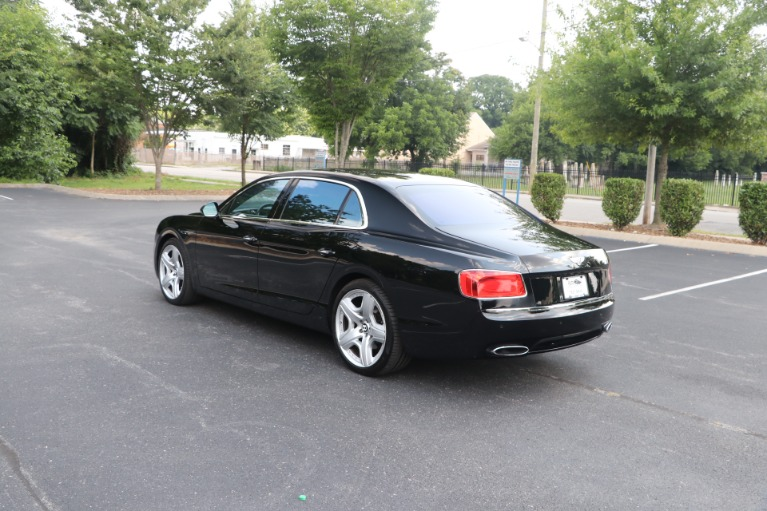 Used 2014 Bentley Flying Spur LAUNCH LVL 2 W12 W/NAV for sale $90,950 at Auto Collection in Murfreesboro TN 37130 4