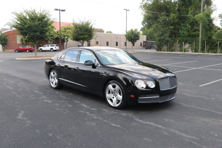 Used Used 2014 Bentley Flying Spur LAUNCH LVL 2 W12 W/NAV for sale $94,950 at Auto Collection in Murfreesboro TN
