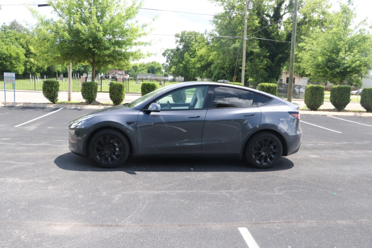 Used 2021 Tesla Model Y STANDARD RANGE W/AUTOPILOT for sale Sold at Auto Collection in Murfreesboro TN 37130 7