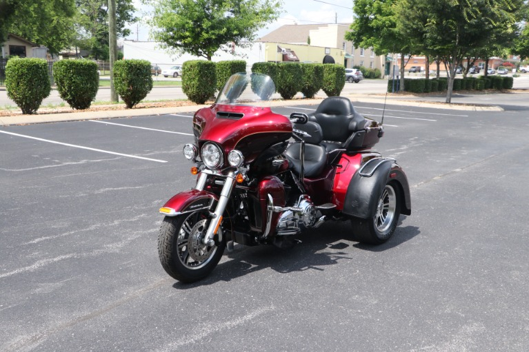 Used 2014 Harley Davidson FLHTCUTG TRI GLIDE for sale $26,950 at Auto Collection in Murfreesboro TN 37130 2