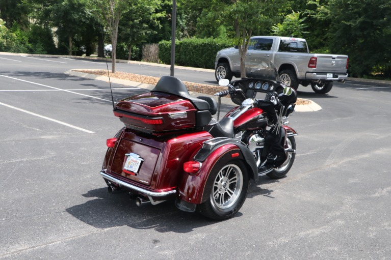 Used 2014 Harley Davidson FLHTCUTG TRI GLIDE for sale $26,950 at Auto Collection in Murfreesboro TN 37130 3