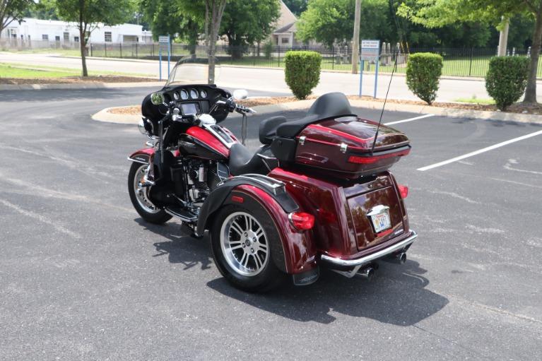 Used 2014 Harley Davidson FLHTCUTG TRI GLIDE for sale $26,950 at Auto Collection in Murfreesboro TN 37130 4