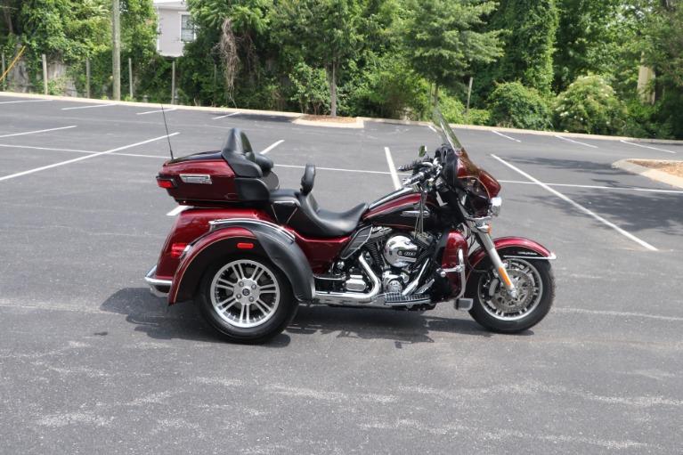 Used 2014 Harley Davidson FLHTCUTG TRI GLIDE for sale $26,950 at Auto Collection in Murfreesboro TN 37130 8