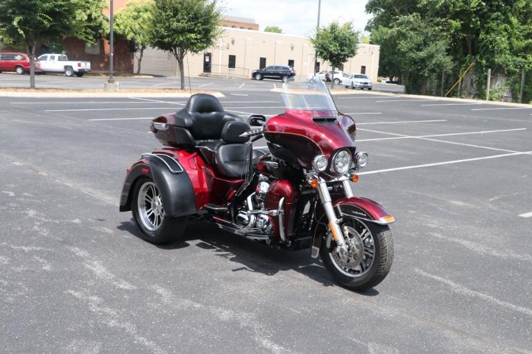 Used 2014 Harley Davidson FLHTCUTG TRI GLIDE for sale $26,950 at Auto Collection in Murfreesboro TN 37130 1