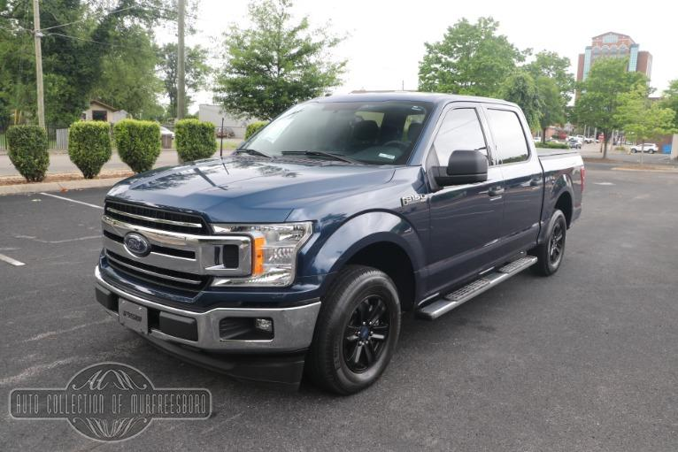 Used 2018 Ford F-150 XLT SUPERCREW 4X2 ECOBOOST for sale $40,950 at Auto Collection in Murfreesboro TN 37130 2