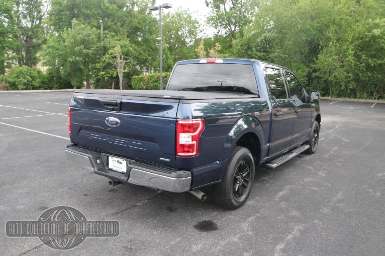 Used 2018 Ford F-150 XLT SUPERCREW 4X2 ECOBOOST for sale $40,950 at Auto Collection in Murfreesboro TN 37130 3
