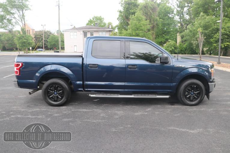 Used 2018 Ford F-150 XLT SUPERCREW 4X2 ECOBOOST for sale $40,950 at Auto Collection in Murfreesboro TN 37130 8