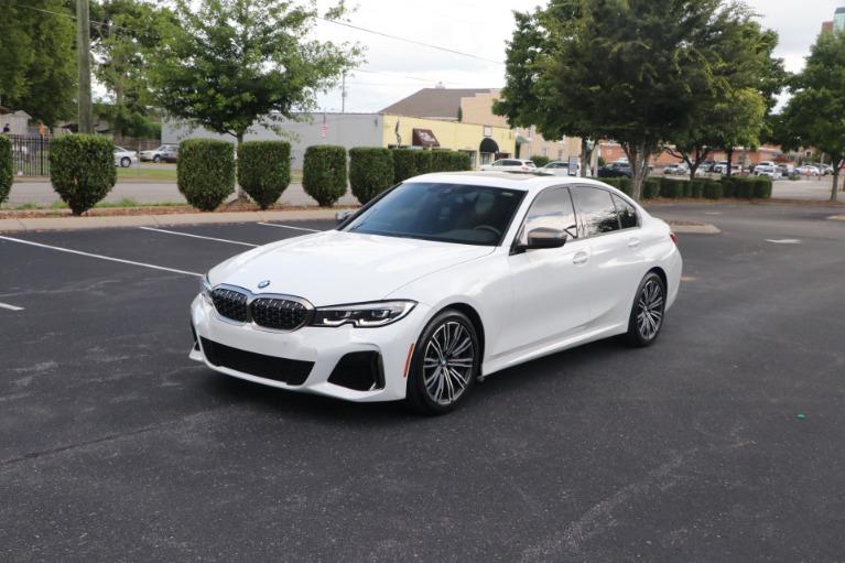 Used 2020 BMW M340I SEDAN RWD W/NAV for sale $51,950 at Auto Collection in Murfreesboro TN 37130 2
