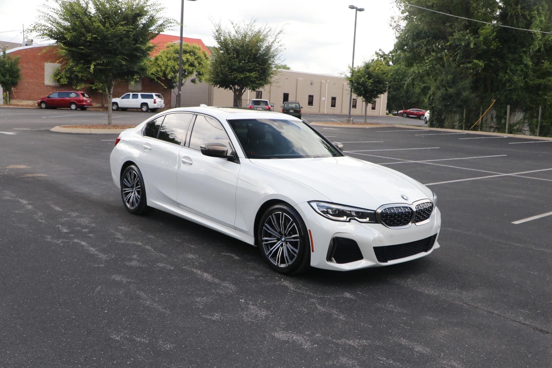 Used 2020 BMW M340I SEDAN RWD W/NAV for sale $51,950 at Auto Collection in Murfreesboro TN 37130 1