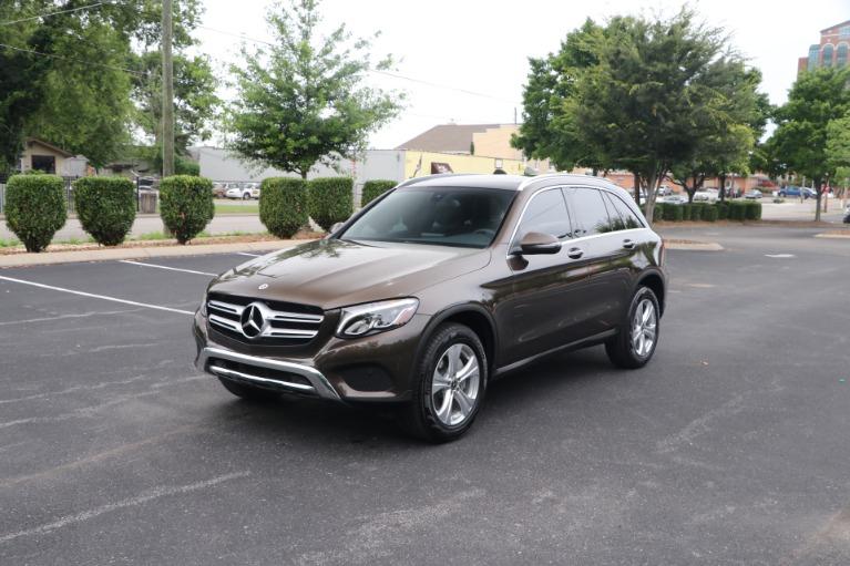 Used 2018 Mercedes-Benz GLC 300 PREMIUM RWD W/NAV for sale $36,950 at Auto Collection in Murfreesboro TN 37130 2