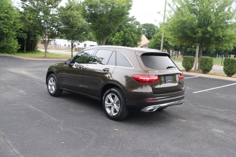 Used 2018 Mercedes-Benz GLC 300 PREMIUM RWD W/NAV for sale $36,950 at Auto Collection in Murfreesboro TN 37130 4