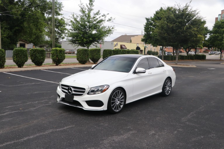 Used 2017 Mercedes-Benz C300 Sport for sale $26,950 at Auto Collection in Murfreesboro TN 37130 2