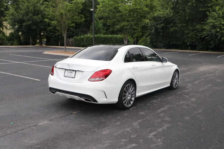 Used 2017 Mercedes-Benz C300 Sport for sale $26,950 at Auto Collection in Murfreesboro TN 37130 3