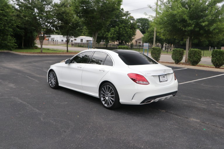 Used 2017 Mercedes-Benz C300 Sport for sale $26,950 at Auto Collection in Murfreesboro TN 37130 4