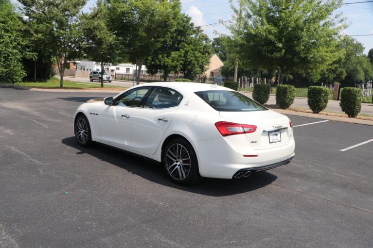Used 2020 Maserati Ghibli SQ4 AWD for sale $65,950 at Auto Collection in Murfreesboro TN 37130 4