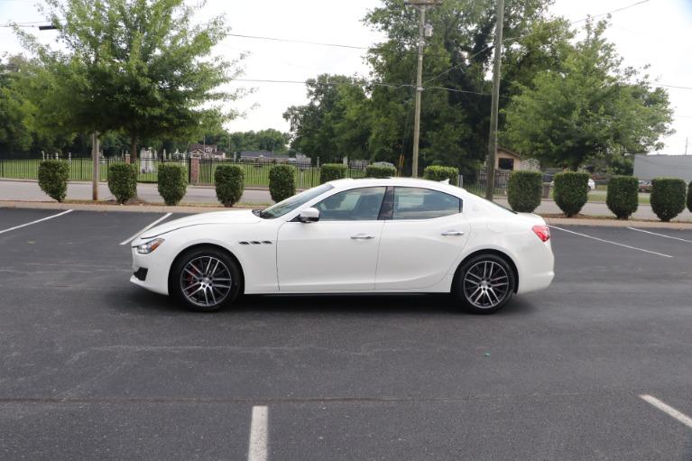 Used 2020 Maserati Ghibli SQ4 AWD for sale $65,950 at Auto Collection in Murfreesboro TN 37130 7