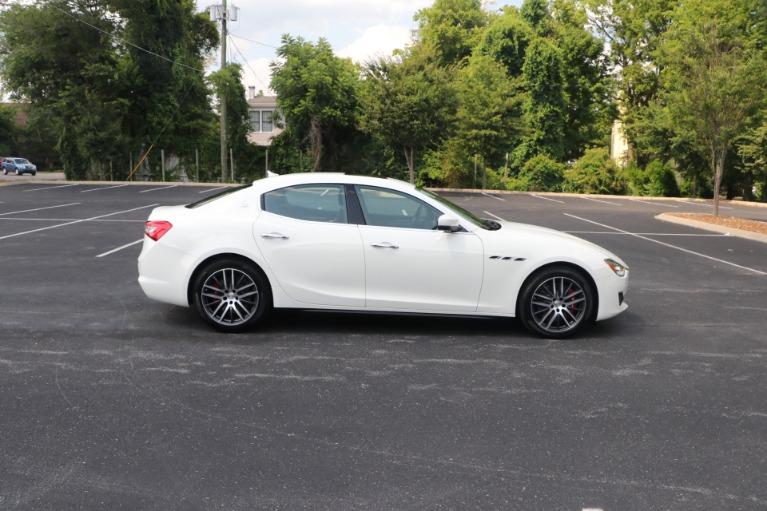 Used 2020 Maserati Ghibli SQ4 AWD for sale $65,950 at Auto Collection in Murfreesboro TN 37130 8
