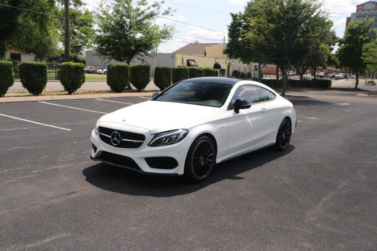 Used 2018 Mercedes-Benz C 43 AMG 4MATIC Coupe W/NAV for sale $50,950 at Auto Collection in Murfreesboro TN 37130 2