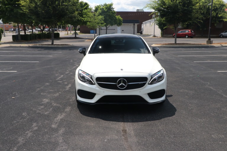 Used 2018 Mercedes-Benz C 43 AMG 4MATIC Coupe W/NAV for sale $50,950 at Auto Collection in Murfreesboro TN 37130 5