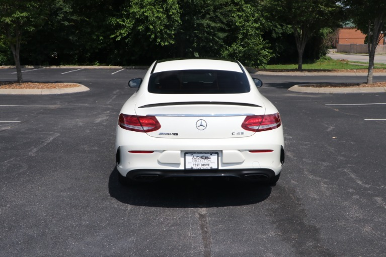 Used 2018 Mercedes-Benz C 43 AMG 4MATIC Coupe W/NAV for sale $50,950 at Auto Collection in Murfreesboro TN 37130 6