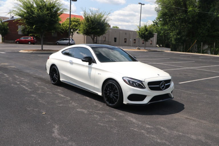 Used 2018 Mercedes-Benz C 43 AMG 4MATIC Coupe W/NAV for sale $50,950 at Auto Collection in Murfreesboro TN 37130 1