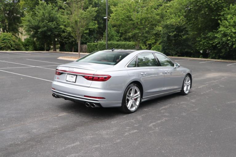 Used 2020 Audi S8 4.0T quattro W/EXECUTIVE PKG for sale $114,950 at Auto Collection in Murfreesboro TN 37130 3