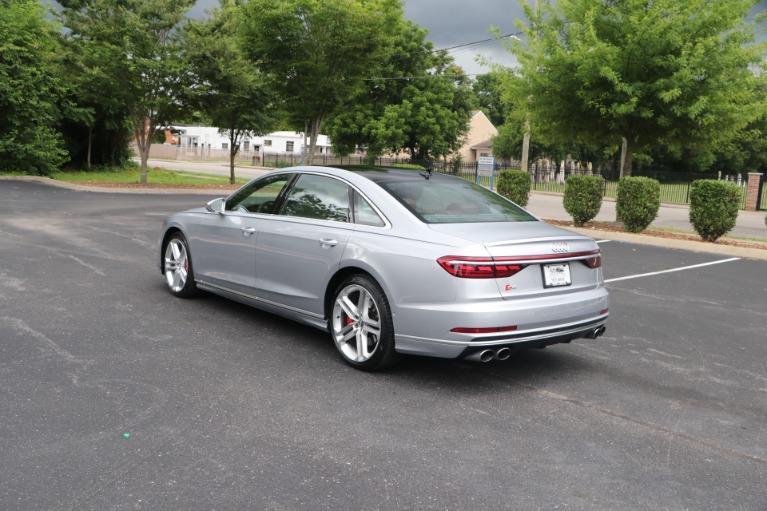 Used 2020 Audi S8 4.0T quattro W/EXECUTIVE PKG for sale $114,950 at Auto Collection in Murfreesboro TN 37130 4