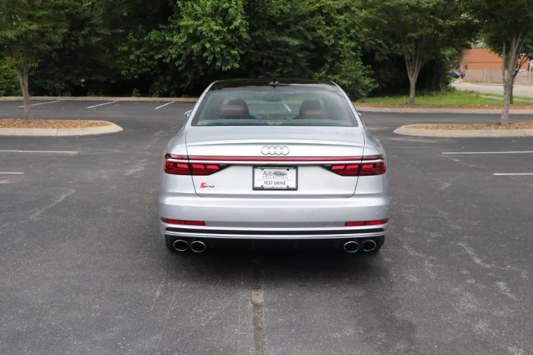Used 2020 Audi S8 4.0T quattro W/EXECUTIVE PKG for sale $114,950 at Auto Collection in Murfreesboro TN 37130 6
