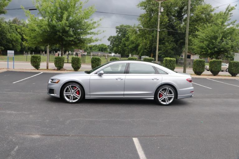Used 2020 Audi S8 4.0T quattro W/EXECUTIVE PKG for sale $114,950 at Auto Collection in Murfreesboro TN 37130 7