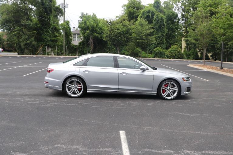 Used 2020 Audi S8 4.0T quattro W/EXECUTIVE PKG for sale $114,950 at Auto Collection in Murfreesboro TN 37130 8