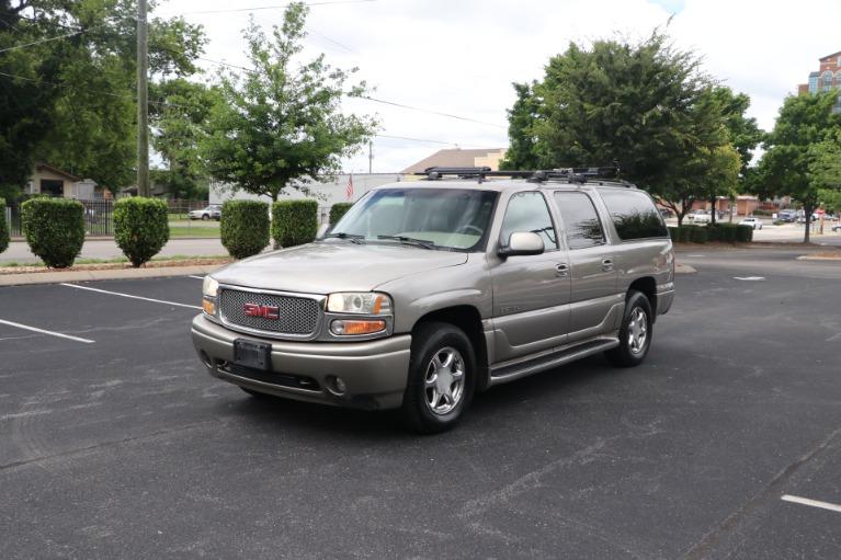 Used 2002 GMC Yukon DENALI XL 1500 AWD for sale $7,950 at Auto Collection in Murfreesboro TN 37130 2