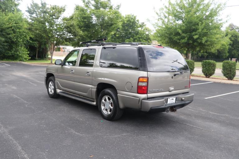 Used 2002 GMC Yukon DENALI XL 1500 AWD for sale $7,950 at Auto Collection in Murfreesboro TN 37130 4