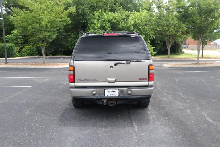 Used 2002 GMC Yukon DENALI XL 1500 AWD for sale $7,950 at Auto Collection in Murfreesboro TN 37130 6