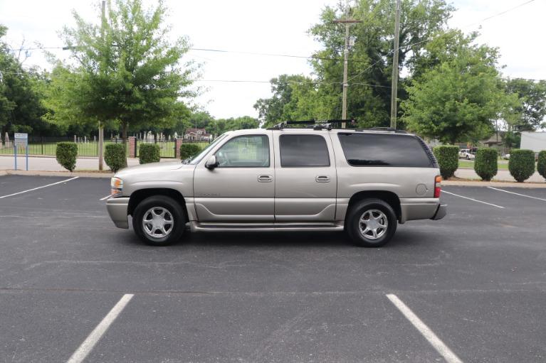 Used 2002 GMC Yukon DENALI XL 1500 AWD for sale $7,950 at Auto Collection in Murfreesboro TN 37130 7