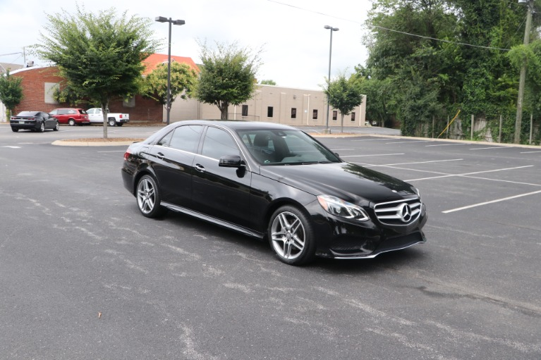 Used 2016 Mercedes-Benz E400 LIGHTING PACKAGE W/NAV for sale $28,950 at Auto Collection in Murfreesboro TN 37130 1