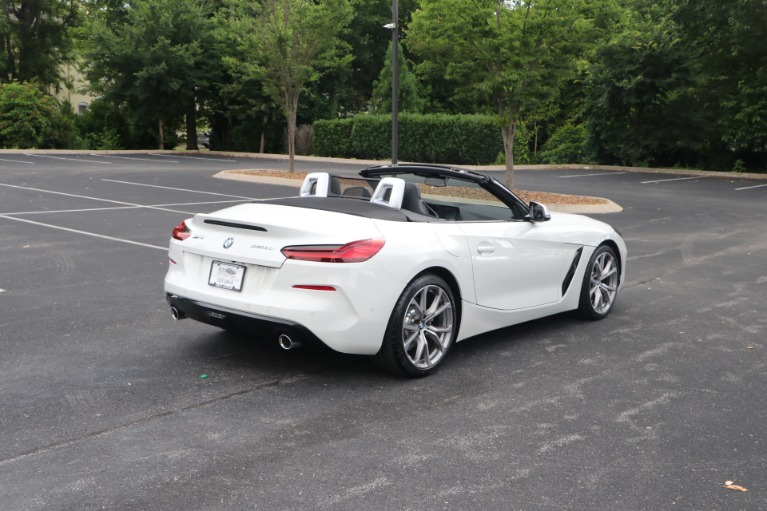 Used 2020 BMW Z4 SDRIVE30I ROADSTER PREMIUM RWD W/NAV for sale $54,950 at Auto Collection in Murfreesboro TN 37130 3