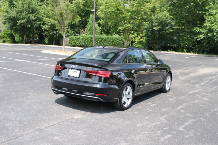 Used 2018 Audi A3 PREMIUM S TRONIC 2.0T W/NAV for sale $27,500 at Auto Collection in Murfreesboro TN 37130 3