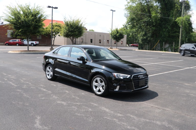 Used Used 2018 Audi A3 PREMIUM S TRONIC 2.0T W/NAV for sale $27,500 at Auto Collection in Murfreesboro TN