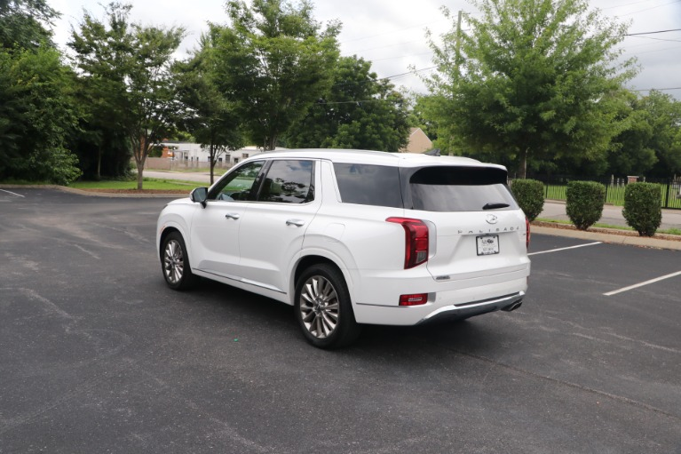 Used 2020 Hyundai Palisade Limited  AWD W/NAV for sale $50,950 at Auto Collection in Murfreesboro TN 37130 4