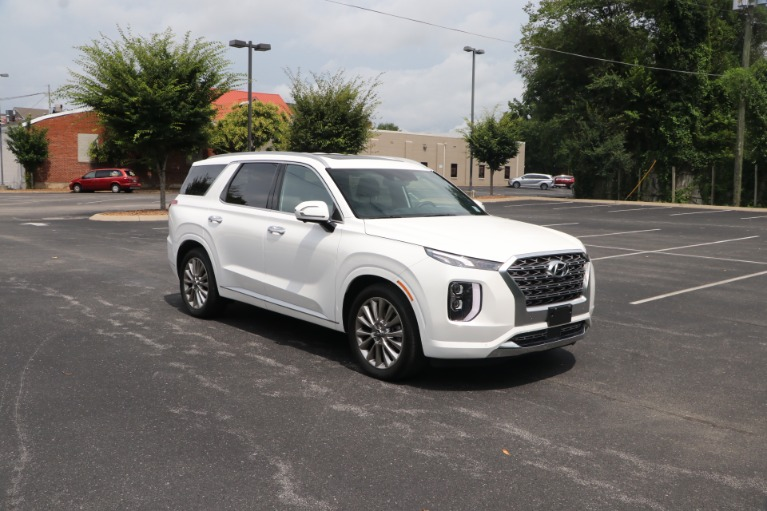 Used 2020 Hyundai Palisade Limited  AWD W/NAV for sale $50,950 at Auto Collection in Murfreesboro TN 37130 1