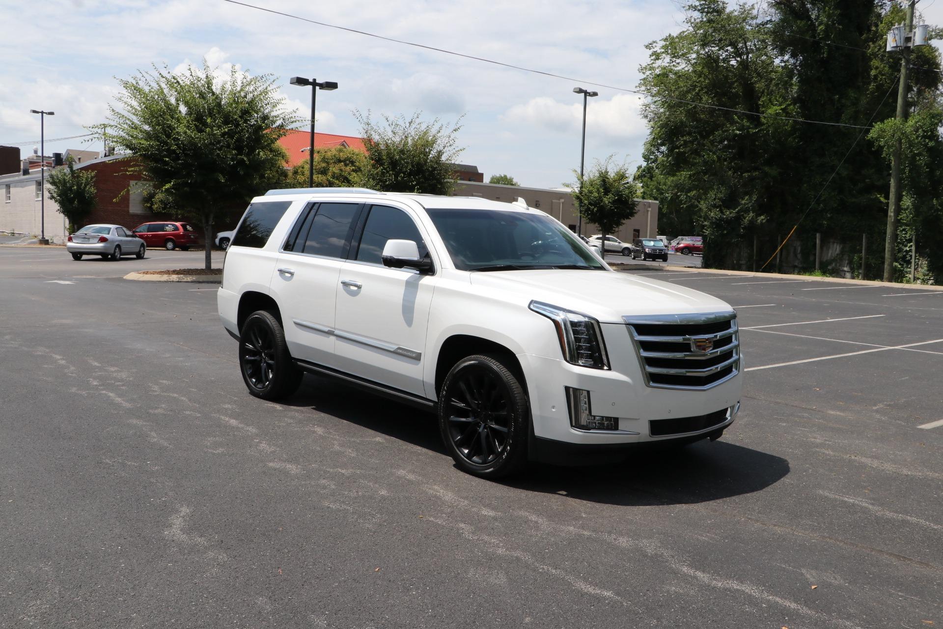 Used 2019 Cadillac Escalade Premium Luxury 4WD W/NAVTVDVD for sale $74,950 at Auto Collection in Murfreesboro TN 37130 1