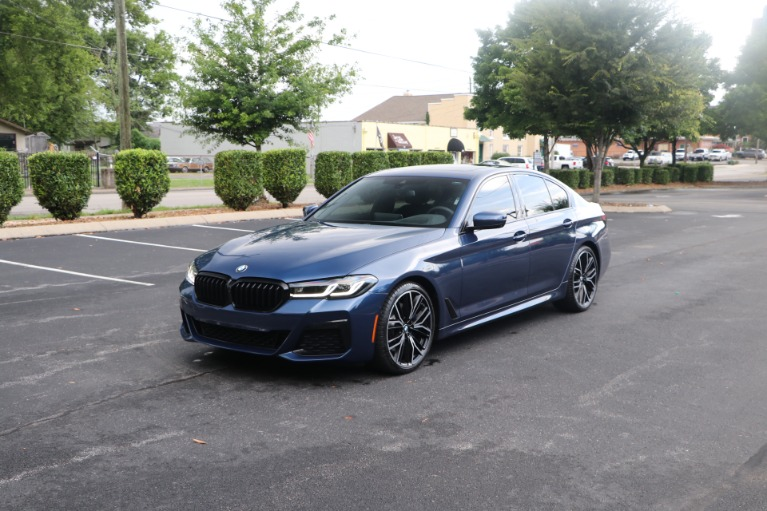 Used 2021 BMW 530i PREMIUM M SPORT PACKAGE W/NAV for sale $58,950 at Auto Collection in Murfreesboro TN 37130 2