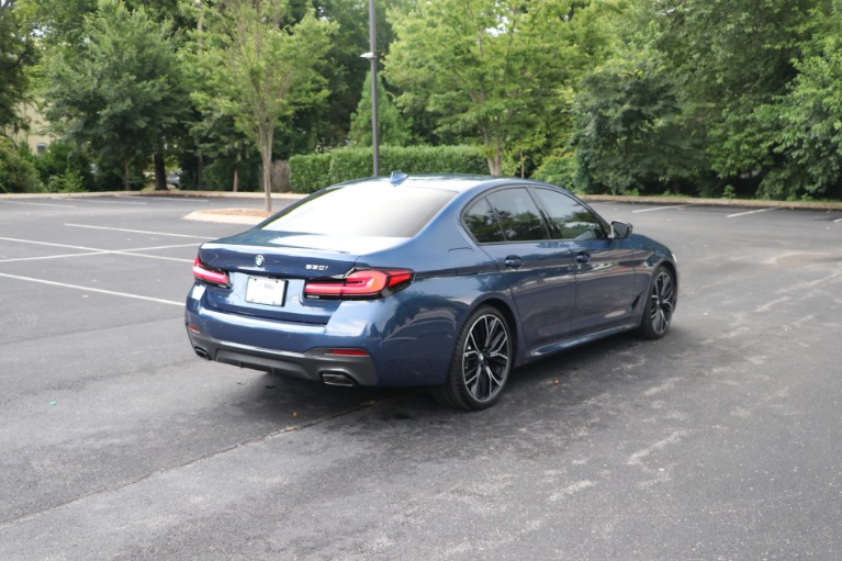 Used 2021 BMW 530i PREMIUM M SPORT PACKAGE W/NAV for sale $58,950 at Auto Collection in Murfreesboro TN 37130 3