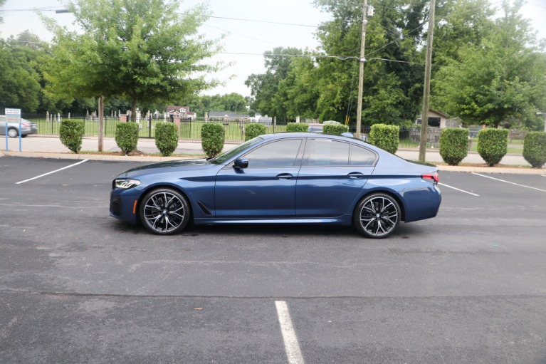 Used 2021 BMW 530i PREMIUM M SPORT PACKAGE W/NAV for sale $58,950 at Auto Collection in Murfreesboro TN 37130 7