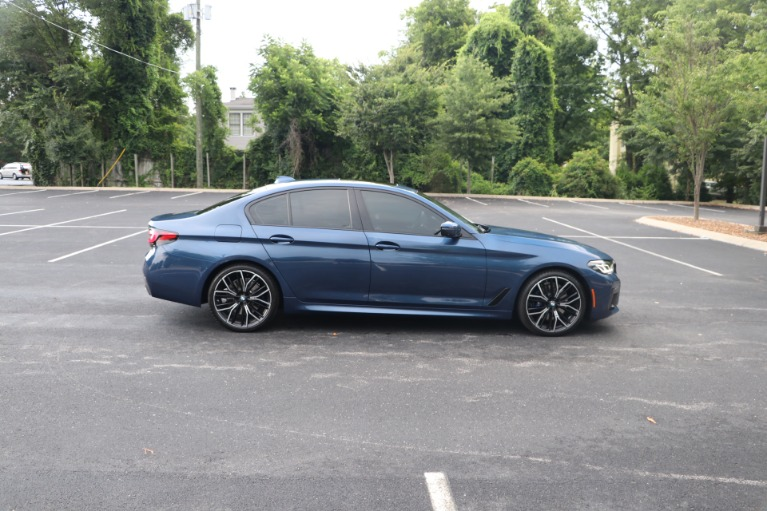 Used 2021 BMW 530i PREMIUM M SPORT PACKAGE W/NAV for sale $58,950 at Auto Collection in Murfreesboro TN 37130 8