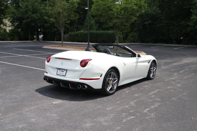 Used 2015 Ferrari California T Convertible RWD W/NAV for sale $152,950 at Auto Collection in Murfreesboro TN 37130 3