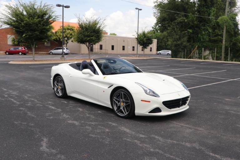 Used Used 2015 Ferrari California T Convertible RWD W/NAV for sale $152,950 at Auto Collection in Murfreesboro TN