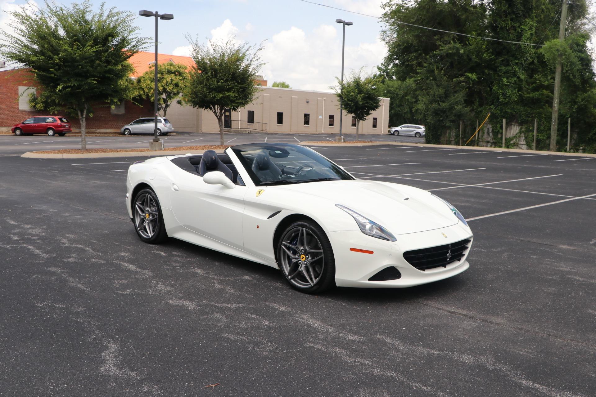 Used 2015 Ferrari California T Convertible RWD W/NAV for sale $152,950 at Auto Collection in Murfreesboro TN 37130 1