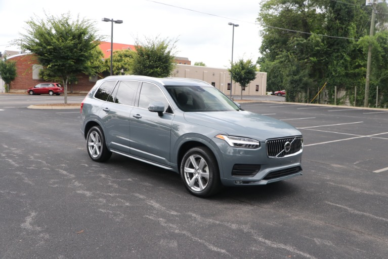 Used 2020 Volvo XC90 T6 Momentum 7-Passenger AWD W/NAV for sale $53,950 at Auto Collection in Murfreesboro TN 37130 1